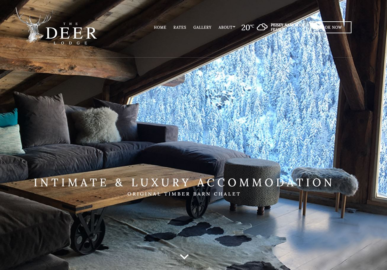 The Deer Lodge Peisey-Nancroix